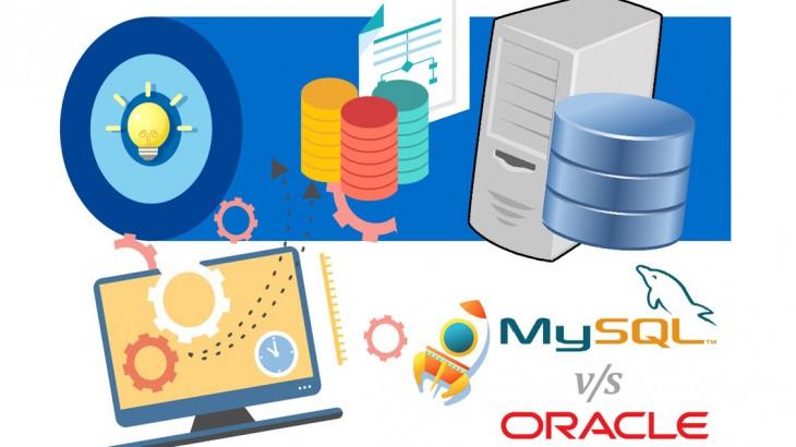 MySQL RDBMS ORACLE