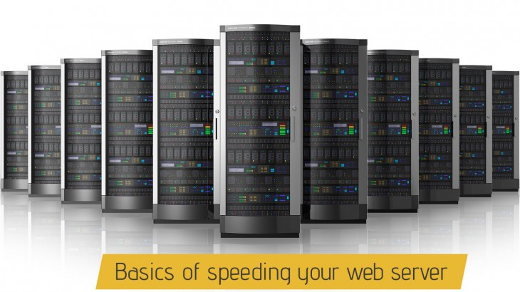 basics of speeding up your server