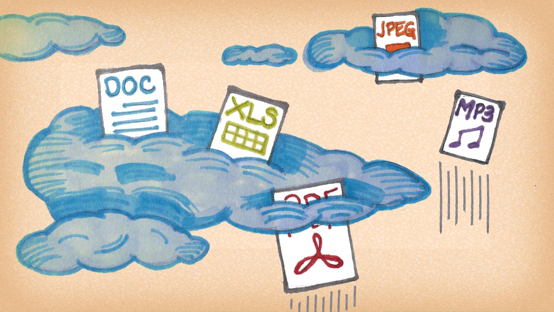 cloud-storage-files