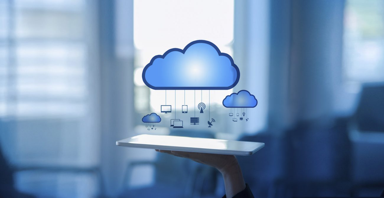 What is virtual private cloud?