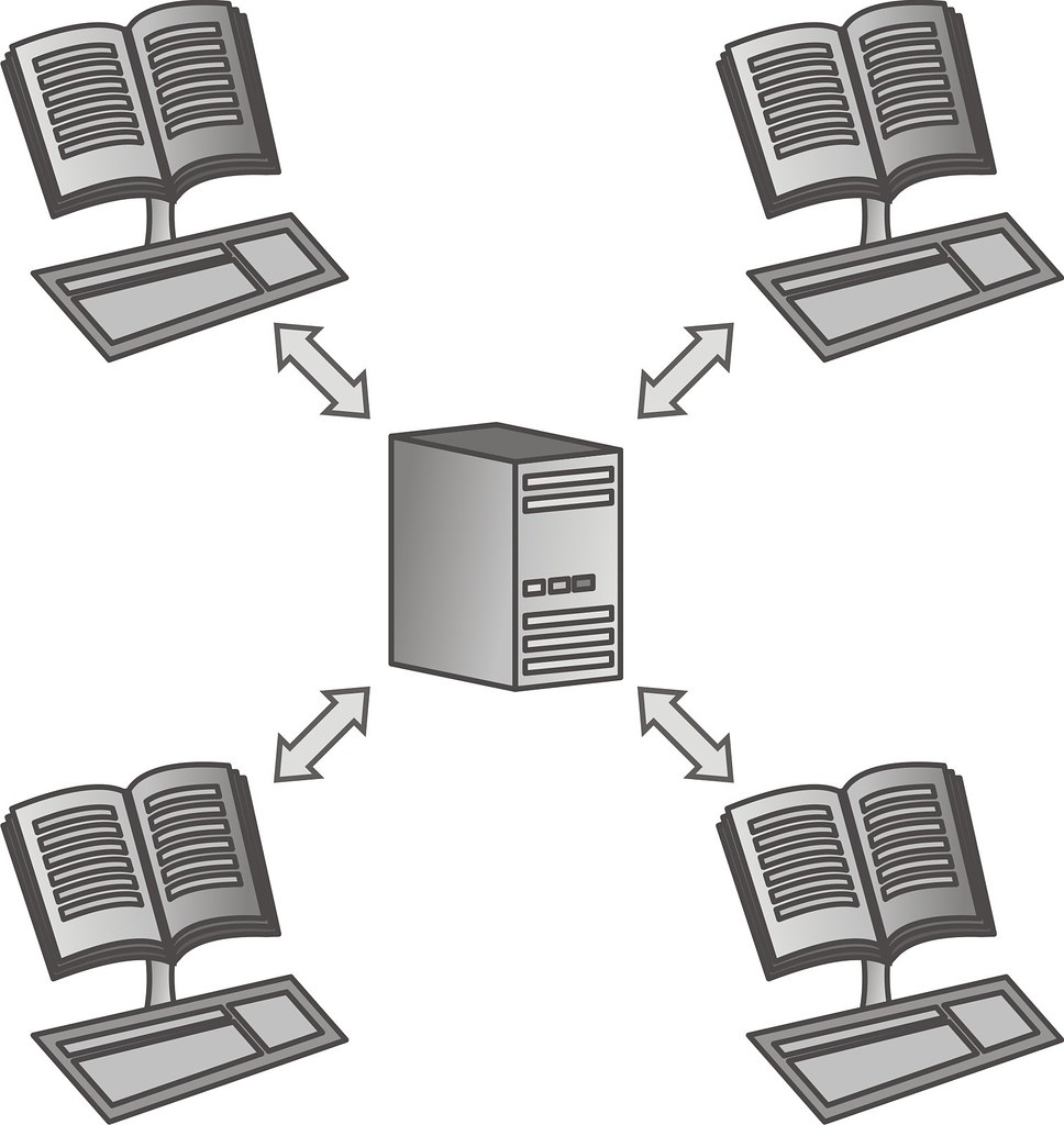 what-is-client-server-network